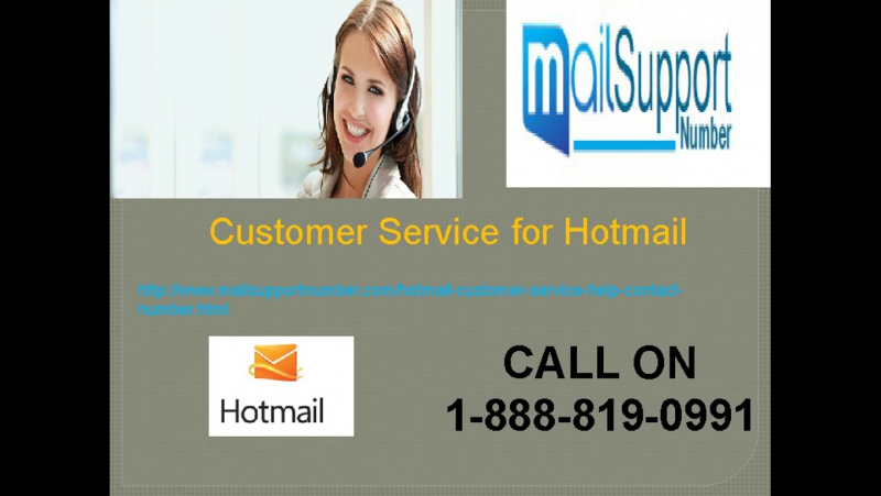 What is the quickest Hotmail Customer Care Number 1-888-819-0991 way?