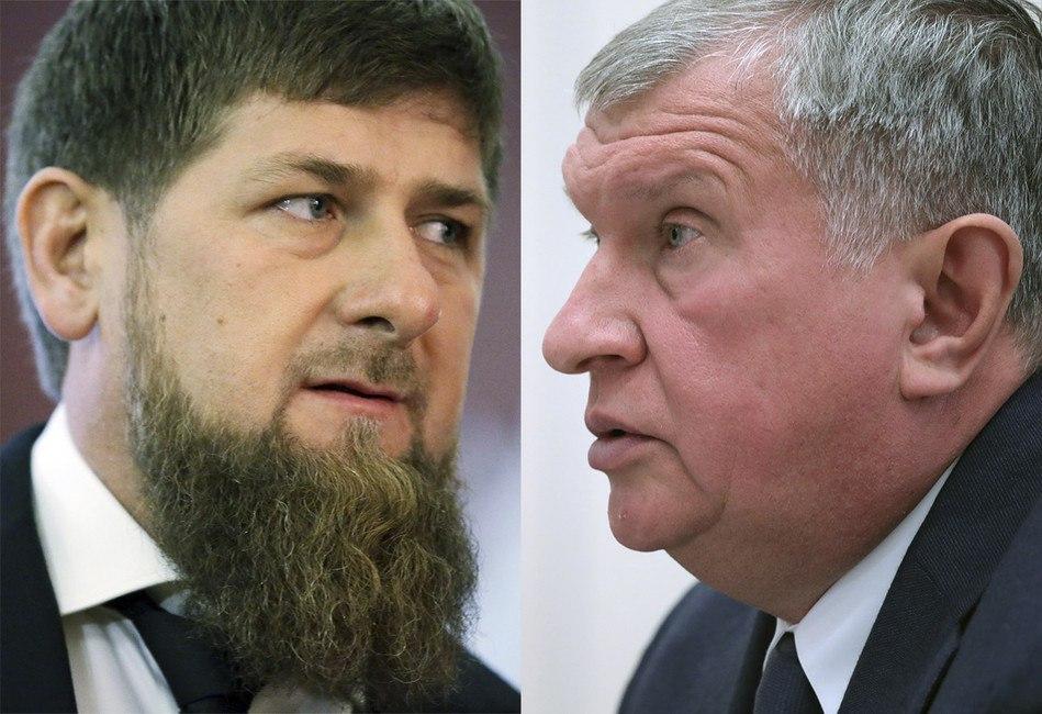 Кадыров и Сечин названы вероятными преемниками Путина на посту президента