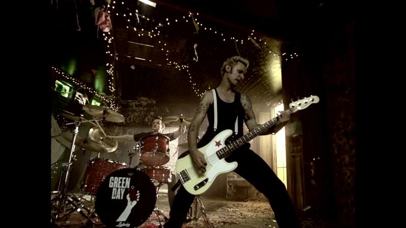 01) Green Day - Boulevard Of Broken Dreams (Inter Supervideo) HD
