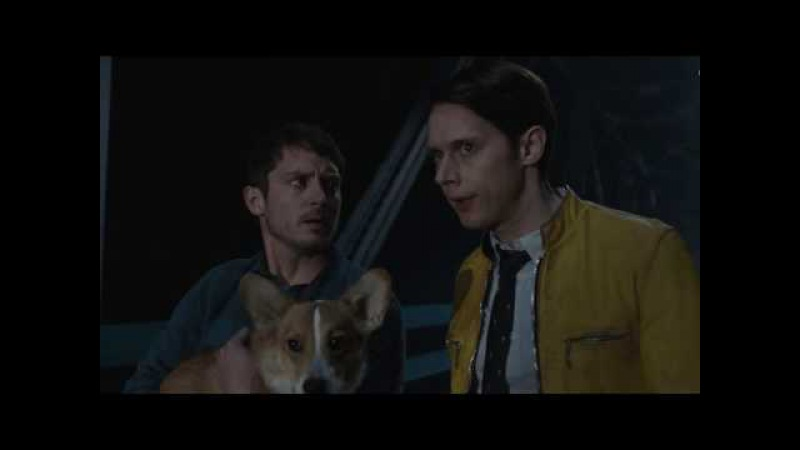 Dirk Gently - Worst Prisoner Exchange Ever!