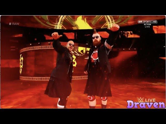 WWE Sheamus and Cesaro Custom Titantron - Swiss Made Hellfire
