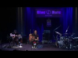 Sagi Rei - MEDLEY (what is love - freed from desire - rythm is a dancer) Live @ BLUE NOTE Milano