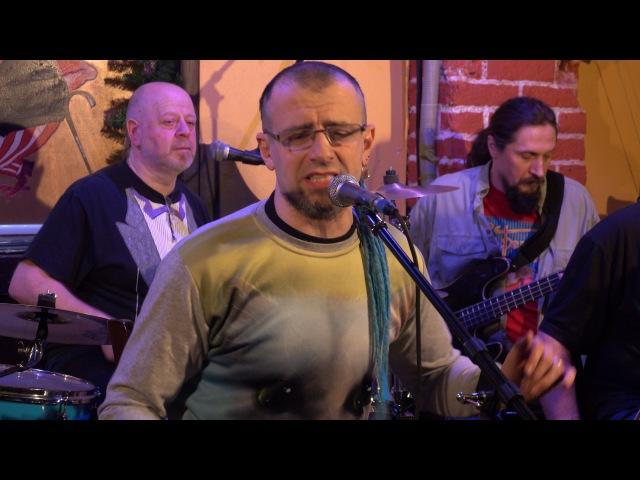 Кирилл Немоляев (Бони-НеМ) - ТВОРЧЕСКИЙ ВЕЧЕР в клубе ШВАЙН - 17.12.2016.