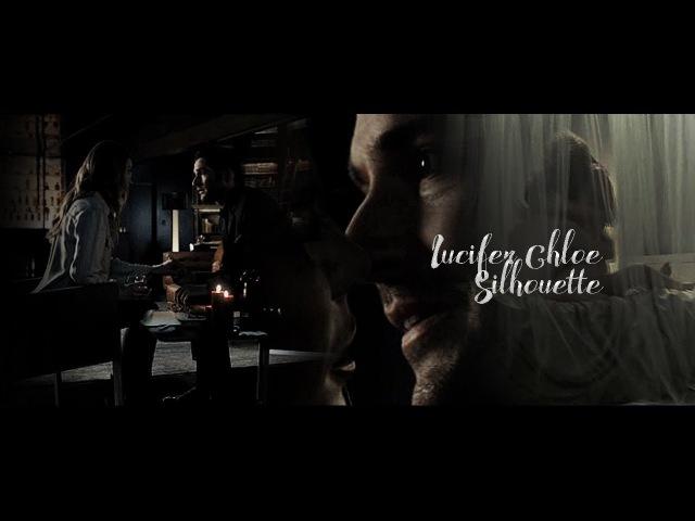 ❖ Lucifer × Chloe — Silhouette [AU] {18}