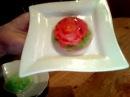 Мой первый опыт в изготовлении 3Д цветов в желе