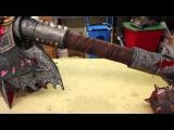 JRUSH Cosplay -  Diablo III Barbarian Battle Axe