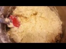 Рецепт: Творожное тесто.