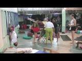 A medical yoga class with Dr Geeta S. Iyengar.mov