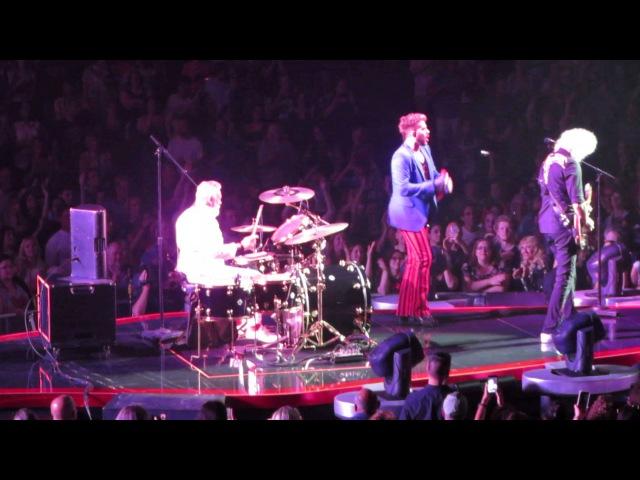 Queen Adam Lambert in Nashville, CLTCL