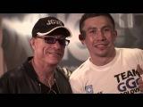 Gennady GGG Golovkin vs. Dominic Wade, TKO Fight &amp Backstage, THE FORUM