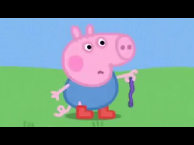 Peppa Pig English - Frogs and Worms and Butterflies 【01x17】 ❤️ Cartoons For Kids ★ Complete Chapters