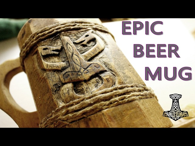 Epic Pallet Beer Mug - Making Of