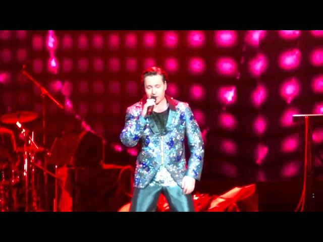 VITAS 2016.11.18 AC/DC-Thunderstruck / 雷擊 _Hefei_China Tour Come Just for you