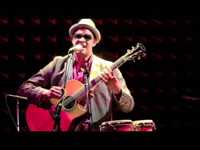 Raul Midón - Sunshine, I Can Fly (Live)