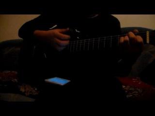 Айкын-Сени сагындым на гитаре(Siko Soltanbay)