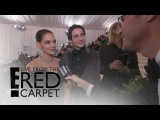 Katie Holmes Reveals Inspiration for 2017 Met Gala Look E! Live from the Red Carpet