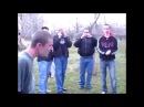 Подборка драк Алкаши, гопники  Пьяная вырубает камнем по голове 18