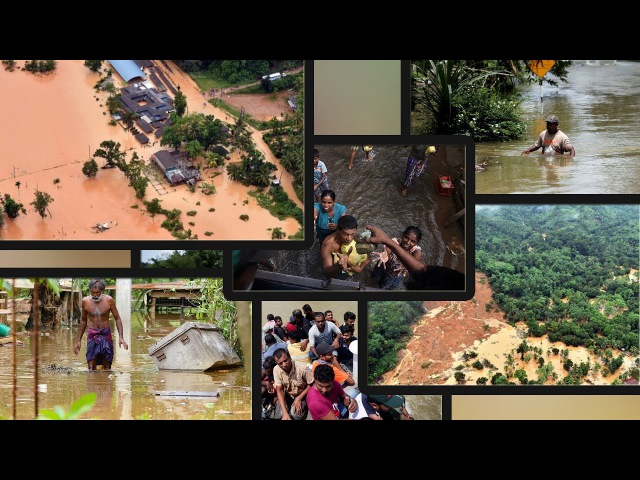 Flood affects 500,000 in Sri Lanka (May 27, 2017)