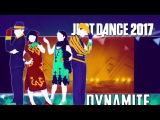 Just Dance 2017 - Dynamite by Taio Cruz
