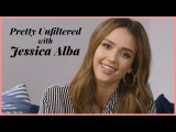Embracing My Latina Heritage in Beauty (With Jessica Alba) | Pretty Unfiltered