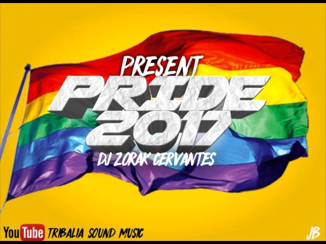 Música De Antro Especial Pride 2017 - Dj Zorak Cervantes 005 TrackList