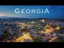 Georgia Hyperlapse Timelapse \ Грузия