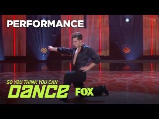 Kiki Nyemchek's Solo Performance | Season 14 Ep. 14 | SO YOU THINK YOU CAN DANCE