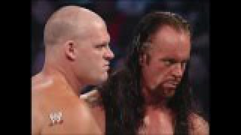The Undertaker Kane vs Mr Kennedy MVP Good old days!