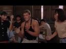 Van Damme Dancing -sugar