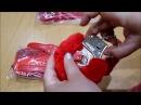 Извращенская посылка с Алиэкспресс Наборы БДСМ боди с наручниками необычные с