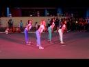 Прикольный танец красивых девушек под крутую песню
