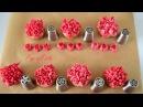 Russische Spritztüllen Russian Nozzles Tulpen Tüllen
