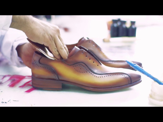 The Shoe Making of How TucciPolo Luxury Shoes are Handcrafted