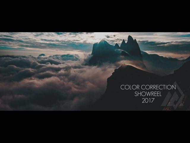 Milana pres COLOR CORRECTION / SHOWREEL 2017