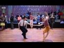 Sofia Swing Dance Festival 2017 - Adv. J J Competition (Fast)