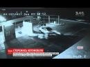У Бельгії власник автомийки намагався зупинити грабіжників карколомним тараном їхнього авто