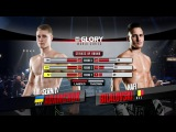 GLORY 39 Brussels Nafi Bilalovski vs. Serhiy Adamchuk (Tournament Semi-Finals)