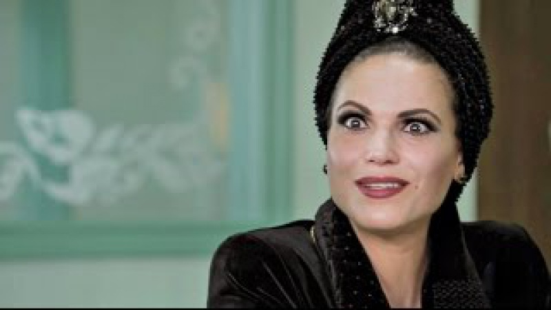 Evil Queen: Have You Seen Gold's New Haircut? (Once Upon A Time S6E5)