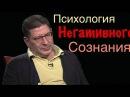 Михаил Лабковский Психология негативного сознания часть 1