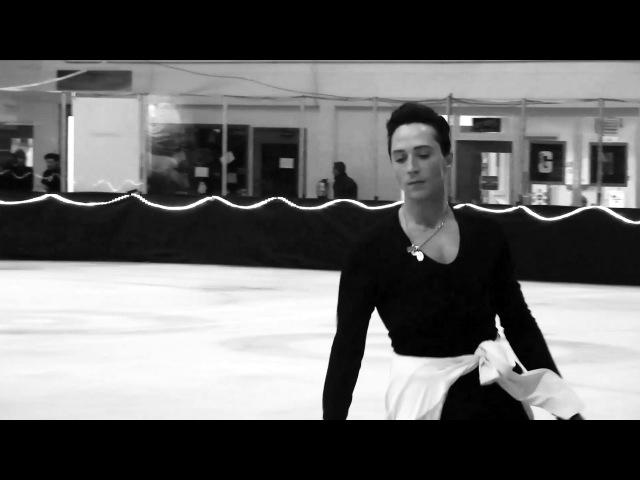 Johnny Weir, Hallelujah Art2Skate 2016 Rehearsal Montage