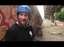 Mike Vallely at Brooklyn Banks