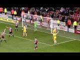Blades 2-0 Millwall - match action
