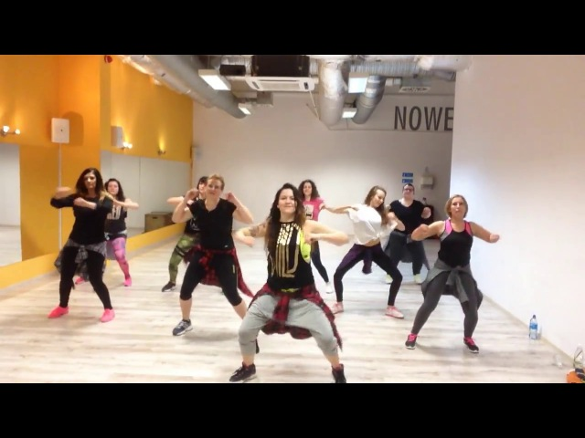 Sia - Never give up Zumba Fitness choreo by RED STUDIO