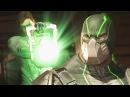 Injustice 2 - Green Lantern Vs Bane & Aquaman Vs Supergirl