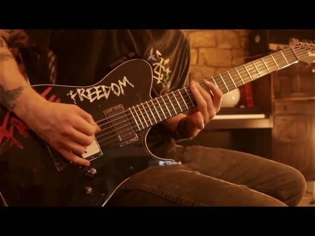 While She Sleeps - Sean's guitar run through of Civil Isolation
