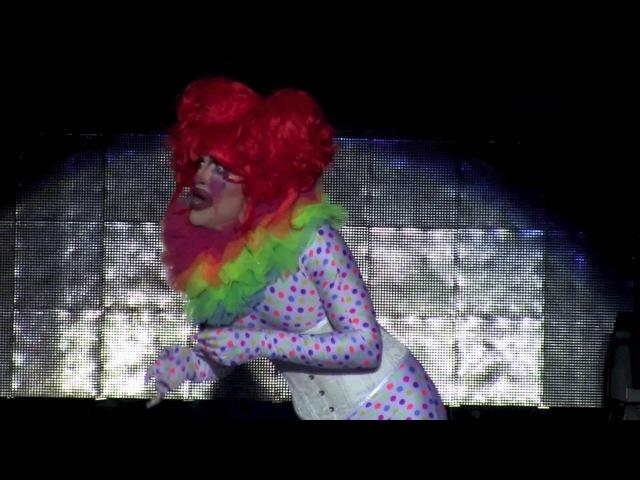Evah Destruction - That Laughing Track - Starlight Cabaret Drag Queen Show - Atlanta Pride 2014