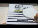 Формирование пучка ресниц с ленты, наращивание ресниц. formation eyelash strips, eyelash extensions.