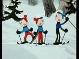 Снежные дорожки  Советские мультфильмы для детей и взрослых