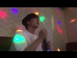 Kook in a singing room (1)