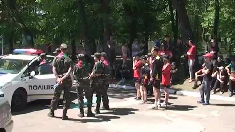 Рій Терен переможці гри Сокіл Джура